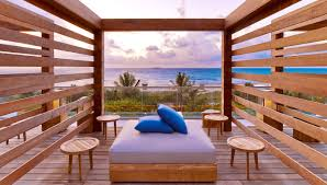 inside 1 hotel south beach s ultra vip retreat collection robb each suite in the retreat collection comes with the assistance of a personal guru who can handle everything from fresh pressed juice delivery and cabana
