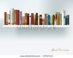 on a shelf pictures of books on a shelf clipground