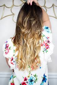 should wash hair before bayalage how to care for ombré hair mae amor