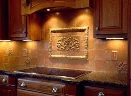 Kitchen Backsplash Tile Murals Ceramic Tile Kitchen Backsplash Murals Laphotos Co