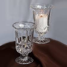 Hurricaine Vase Wedding Vases For Rent