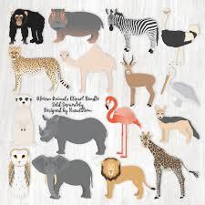 safari truck clipart black white safari animal clipart jungle graphics zoo animal faces