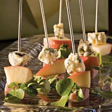ham and cheese skewers recipe myrecipes