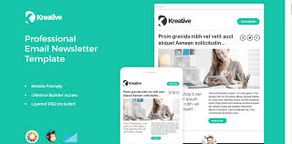 create email newsletter template top 25 free paid mailchimp email templates 2017 colorlib