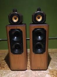 B W Bookshelf Speakers For Sale B U0026w 802 Home Speakers U0026 Subwoofers Ebay