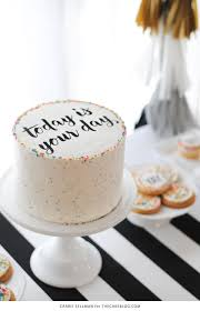 diy today is your day cake graduation party desserts cake and