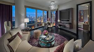 What Is The Interior Design Style Of Mandarin Oriental New York - New york interior design style