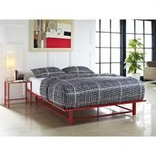 Parsons Nightstand Cheap Platform Bed Sets Foter