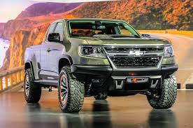 chevrolet colorado zr2 concept debuts in l a