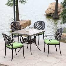 Patio Furniture Cast Aluminum Outdoor Furniture Cast Aluminum Garden Furniture Patio Furniture