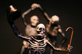 Halloween Skeleton Halloween Skeletons Stock Photos Image 11795573
