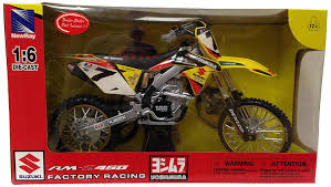 motocross movie cast amazon com new ray yoshimura factory suzuki rm z450 james stewart