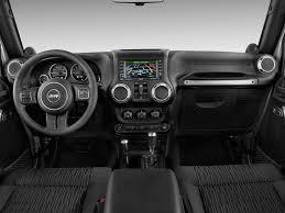 white jeep 4 door image 2011 jeep wrangler unlimited 4wd 4 door rubicon dashboard