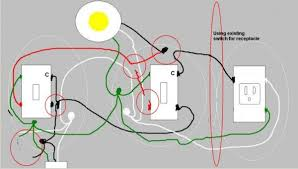 pretty 3 way outlet wiring ideas electrical circuit diagram ideas