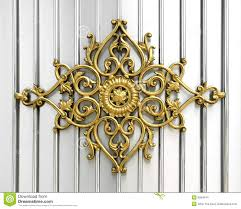 ornamental work of iron stock images image 8084344