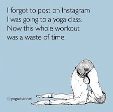 Funny Yoga Meme - the best yoga outfits on instagram nymphashion fashion blogger