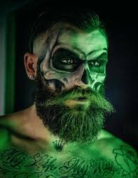 mens halloween costumes make up ideas walking dead zombie