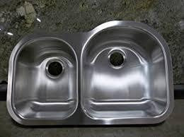 Revere Kitchen Sinks Elkay Revere Ncfu 3119l 30 70 Undermount Stainless Steel 18