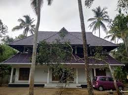2232 square feet 4 bedroom double floor traditional style kerala