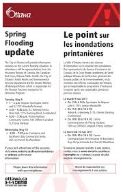 bureau d assurance du canada flooding information sessions kitchissippi ward