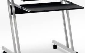 bureau pc gamer bureau pc gamer plateau noir bureau informatique chambre bureau