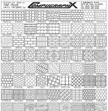 tutorial autocad hatch archblocks cad blog cad hatch patterns now at archblocks com
