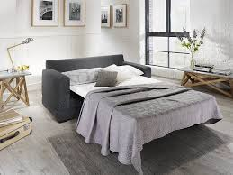 Sofa Bed Sprung Mattress by Jay Be Modern Pocket Sprung Sofa Bed In Luxury Fabric Denim