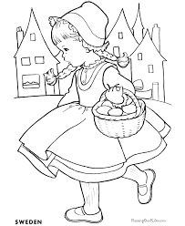 1000 images vintage coloring pages coloring