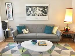 Mid Century Modern Living Room by Mid Century Modern Living Room U2013 Yzign