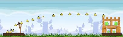 physics yellow angry bird wired