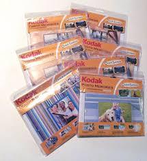 5x7 brag book 7 kodak photo memories 5x7 designer brag books