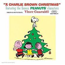 peanuts christmas soundtrack a brown christmas soundtrack