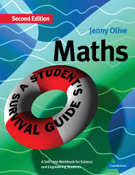 maths a student u0027s survival guide a self help workbook for