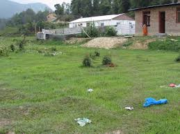 urgent land on sale at lalitpur buy or sell new u0026 used property