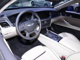 2015 Hyundai Genesis Interior 10 Things You Need To Know About The 2015 Hyundai Genesis