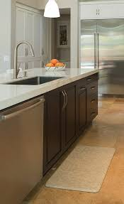 Kitchen Floor Mats Kitchen Interesting Comfort Mats For Kitchen Floor Placed Modern
