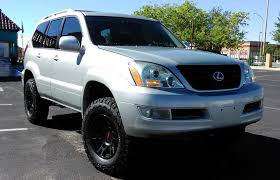 xe lexus lx470 gx470 wheel tire lift picture combination thread ih8mud forum