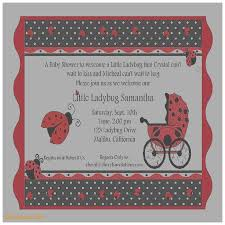 ladybug baby shower ideas baby shower invitation inspirational ladybug baby shower