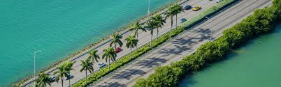 Miami Beach Hotels Map by View Of Miami Beach Causeway Big Bus Tours 12 01 17 Jpg