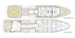 Yacht Floor Plan by Legend 77 4m Expedition Yacht For Charter U0026 Salesuper Yachts By