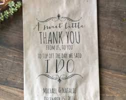 candy bar bags personalized weddings etsy