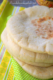 cuisiner des chignons de a la poele batbout marocain à la poêle aux delices du palais