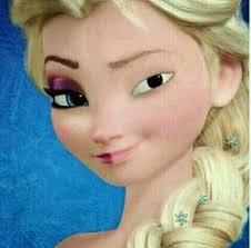 Elsa Meme - elsa with no makeup frozen know your meme