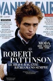 Twilight Vanity Fair See Pics Robert Pattinson U0027s Cover Shoot