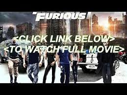 fast u0026 furious 7 2015 full movie streaming online hd video
