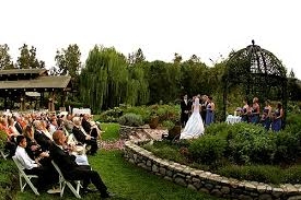 descanso gardens wedding i want an outside wedding js descanso gardens wedding