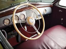 Phaeton Interior 1940 Buick Limited Fastback Convertible Phaeton 81da Retro