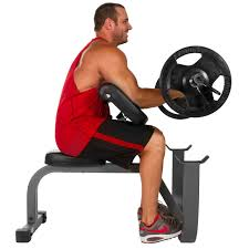 Professional Weight Bench Xmark Seated Preacher Curl Weight Bench Xm 7612 Fitness Factory