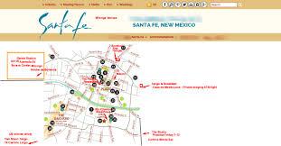 Santa Fe Map Santa Fe Tango House Bed And Tango Tango Diaries