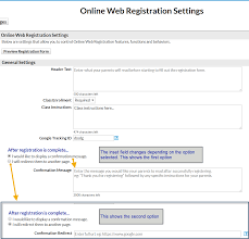 online confirmation class jackrabbit class management software most recent enhancements